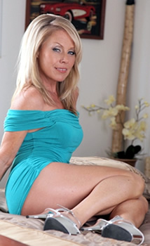 Naked southern milf at home