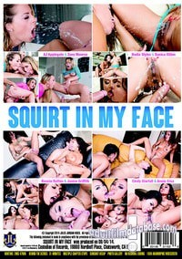 Squirt In My Face video
