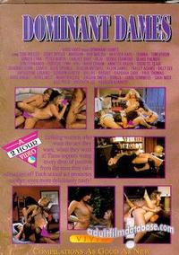 Dominant Dames 1 video