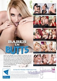 Babes In Butts video