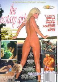 Ecstasy Girls 1 back box cover