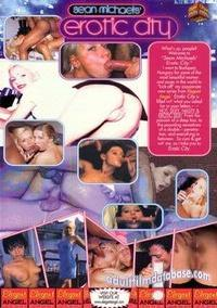Erotic City 1 back box cover