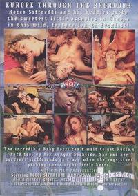 Euroflesh 8 - Deep Anal back box cover