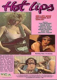 Hot Lips back box cover