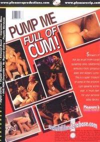 Lusty Life 7 - Pump me Full of Cum back box cover