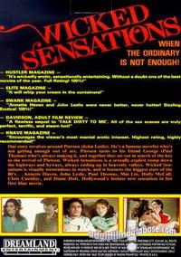 Wicked Sensations 1 back box cover