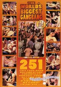 World's Biggest Gang Bang 1 - Annabel Chong back box cover