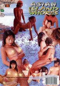 Asian Island Whores back box cover