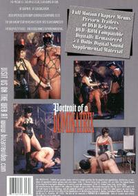 Portrait of a Dominatrix back box cover