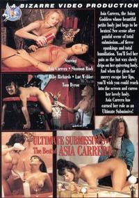 Ultimate Submissives 7 - The Best of Asia Carrera back box cover
