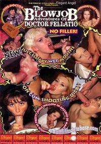 Blowjob Adventures of Dr. Fellatio back box cover
