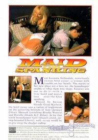 Maid for Spanking back box cover