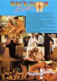 Backdoor brides 4 порно