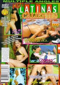 Hot Latinas Calientes 1 back box cover