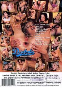 Debauchery 11 back box cover