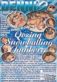 Denni O 24 - Oozing Snowballing Jamboree back box cover