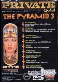 Private Gold 13 - Pyramid 3 back box cover