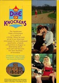 Duke of Knockers back box cover
