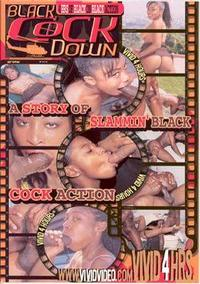 Black Cock Down back box cover