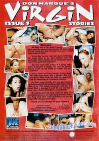 Virgin Stories 7 back box cover