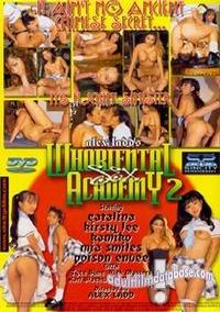 Whoriental Sex Academy 2 back box cover