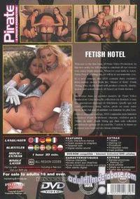 Pirate 1 - Fetish Hotel back box cover