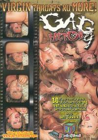 Gag Factor 9 back box cover