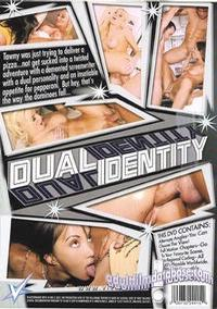 Dual Identity back box cover