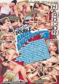 Double Anal Excursions 4 back box cover