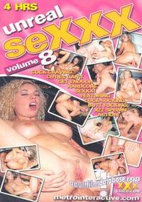 Unreal Sexxx 8 back box cover