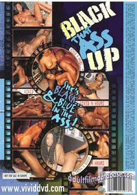 Black that Ass Up back box cover