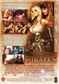 Pirates back box cover