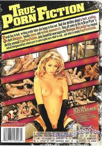 True Porn Fiction back box cover