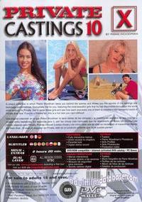 Private Castings X 10 - Silvia Saint video