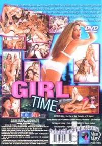 Girl Time back box cover