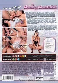 Private XXX 27 - Open Legs, Open Minds back box cover