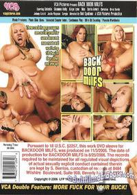 Back Door Milfs movie