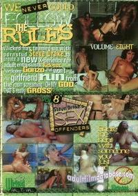Sex Offenders 8 back box cover