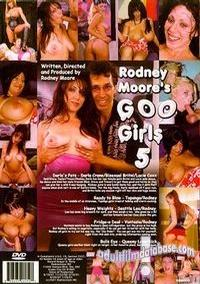 Goo Girls 5 back box cover