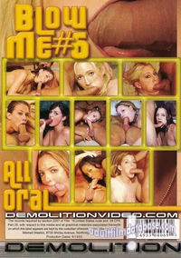 Blow Me 6 back box cover