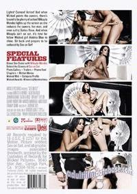 Sex on Set back box cover