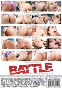 Battle of the Asses 4 back box cover