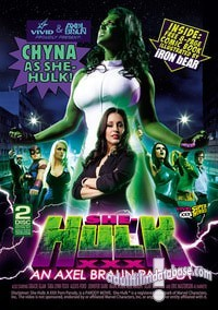 She-Hulk XXX video