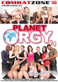 Planet Orgy 4 box cover