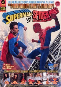 Superman vs Spider-Man XXX - An Axel Braun Parody