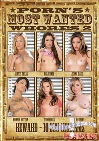 Porn's Most Wanted Whores 2