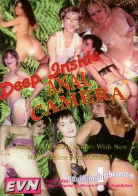 Deep Inside Anal Camera 1 box cover