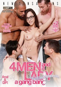 4 Men and A Lady video