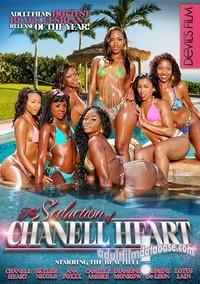 Seduction Of Chanell Heart video