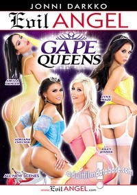 Gape Queens video